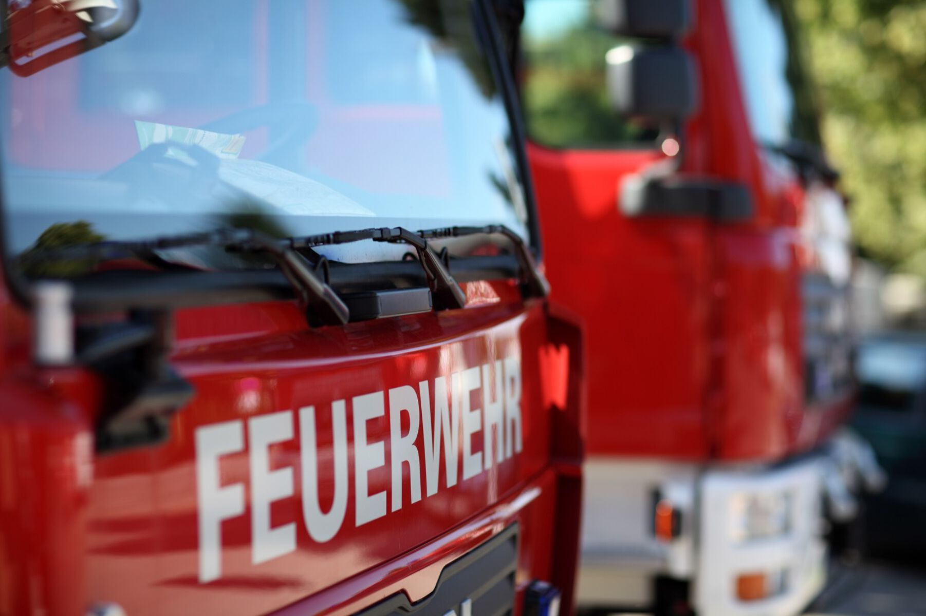 Feuerwehr Autos 1600