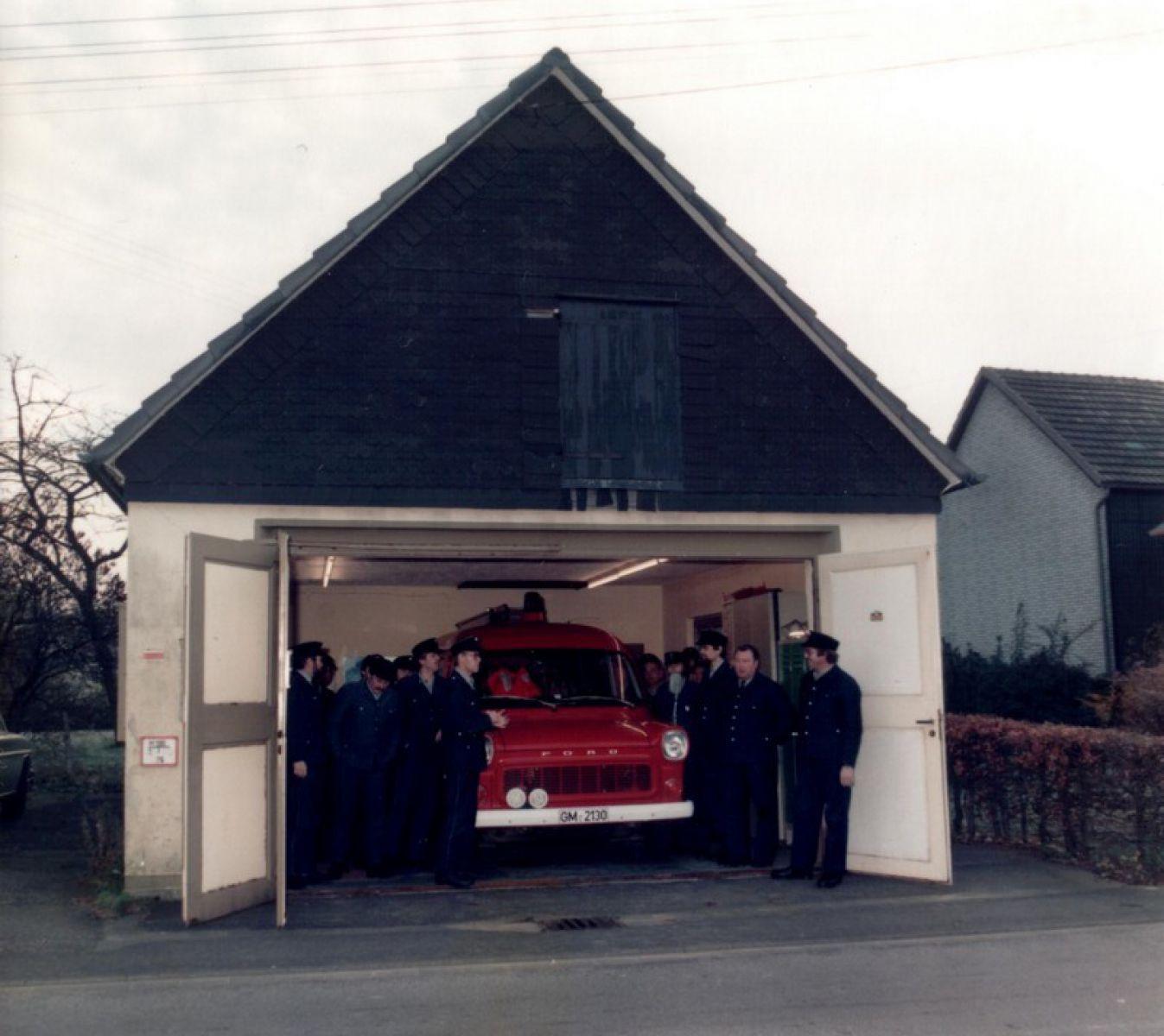 Geraetehaus 1955 1985